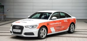 Audi A6 TDI Ultra World Record Countries 01