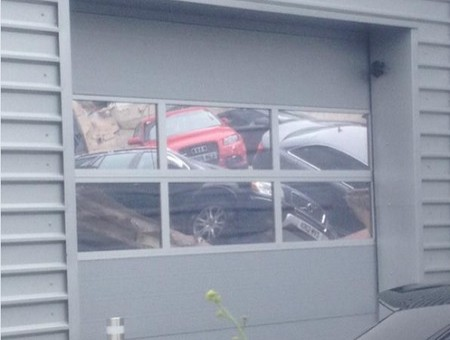 Audi Dealer Roof Collapse