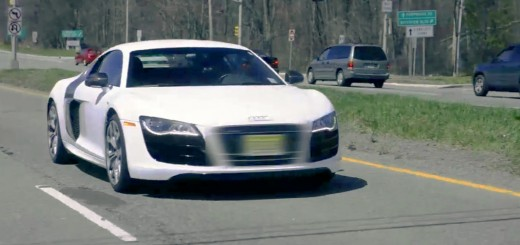 Audi R8 V10 on Regular Car Reviews