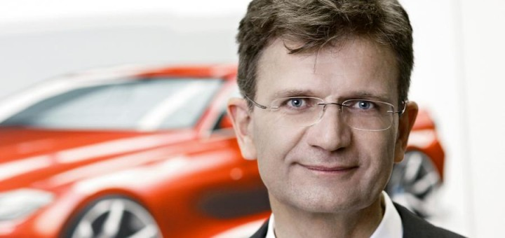BMW Head of RnD Klaus Frohlich