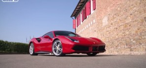 Ferrari 488 GTB Chris Harris Video