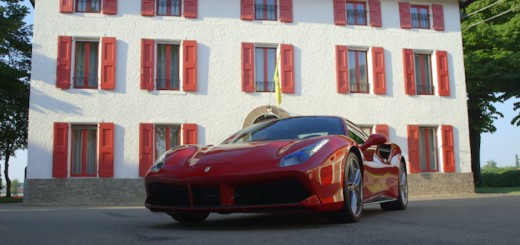 Ferrari 488 GTB Ignition Video