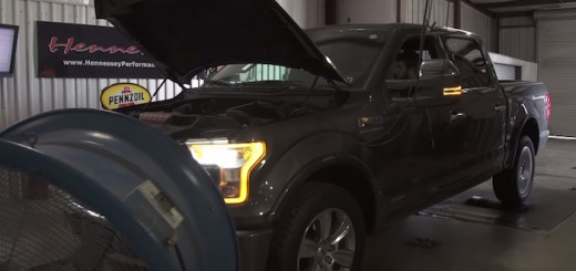 Ford F150 HPE600 Dyno Video