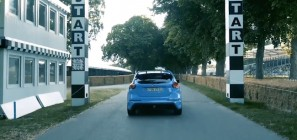 Ford Focus RS Goodwood Festival of Speed