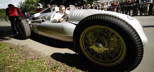 Goodwood Festival of Speed Auto Union Type D