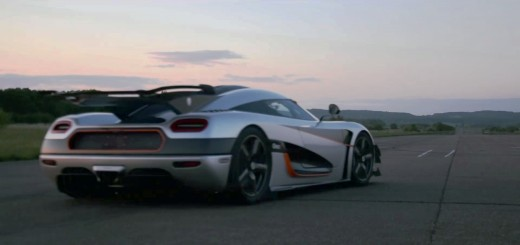 Koenigsegg One1 world record acceleration attempt