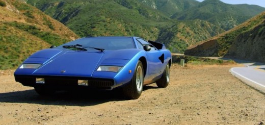 mecum to auction rare 1989 lamborghini countach. Black Bedroom Furniture Sets. Home Design Ideas