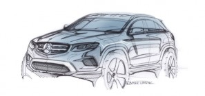 Mercedes-Benz GLC Teaser