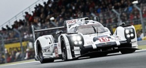 No 19 Porsche 919 Hybrid 2015 24 Hours of Le Mans