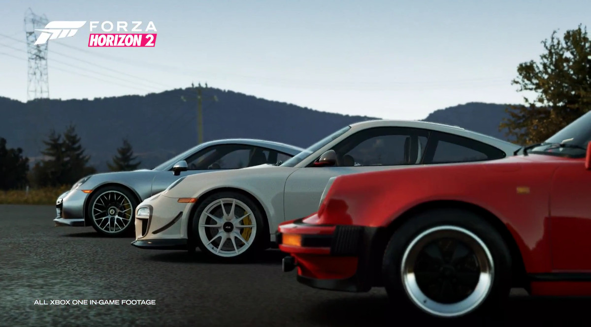 forza horizon 2 dlc to feature porsche cars motrolix. Black Bedroom Furniture Sets. Home Design Ideas