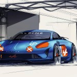 Renault Alpine Celebration concept 02