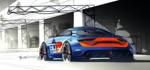 Renault Alpine Celebration concept 03