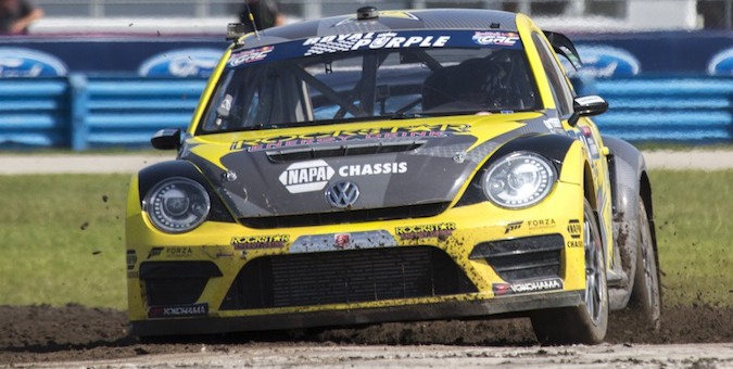 Volkswagen Red Bull Global Rallycross Daytona 2015