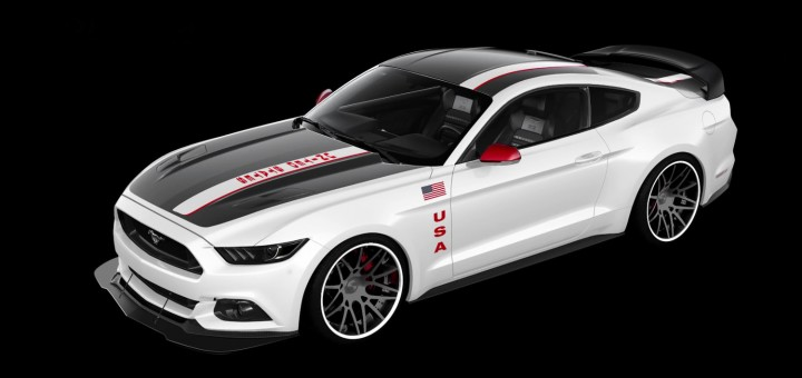 2015 Ford Mustang Apollo