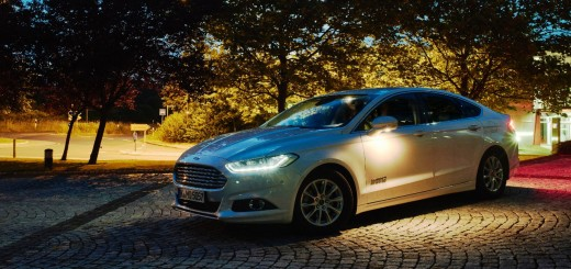 2016 Ford Fusion lighting