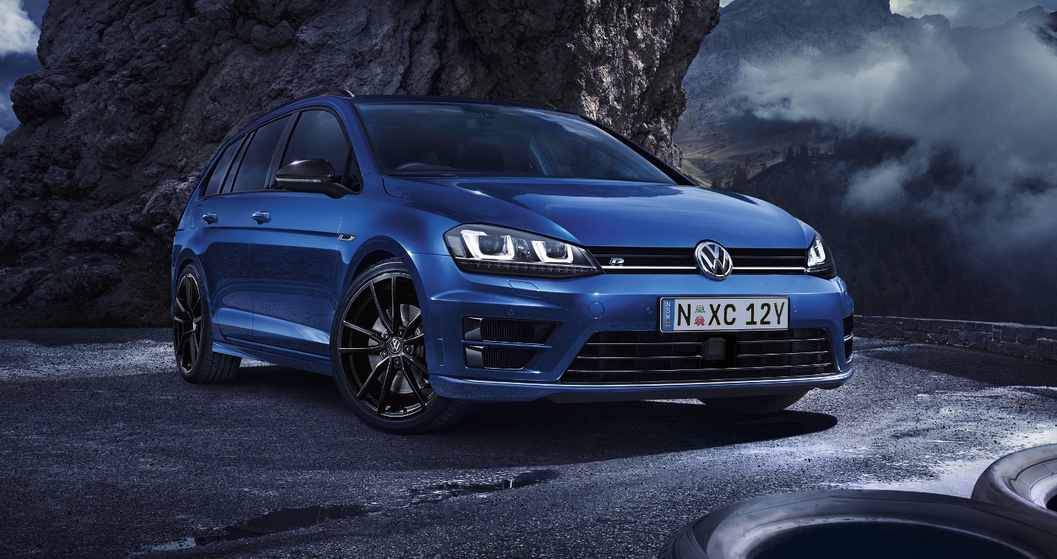 2016 Volkswagen Golf R Sportwagen Priced In Australia on new koenigsegg 2016