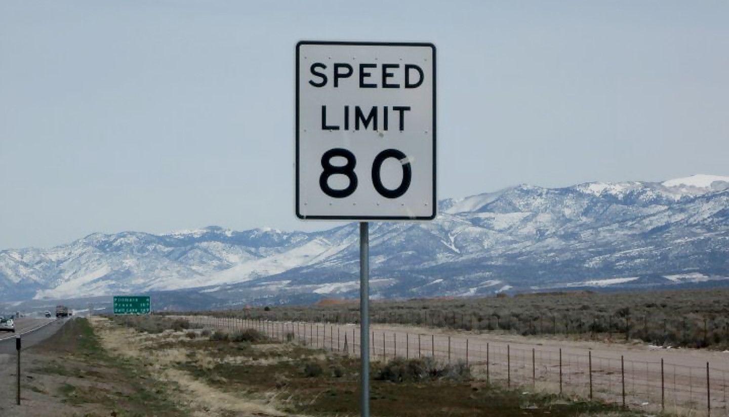 an argument in favor of highway speed limits increase