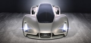 Divergent Microfactories Blade 3D-printed supercar