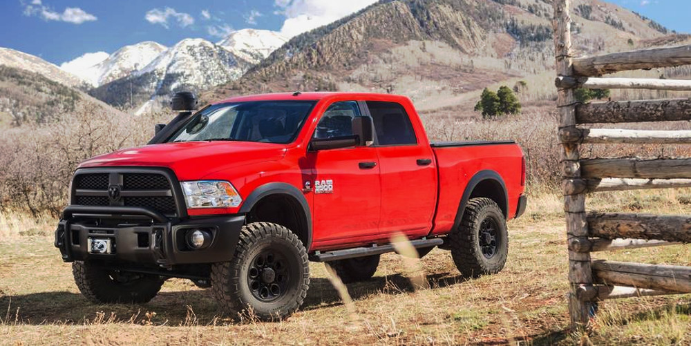 American Expedition Vehicles >> The New Dodge Ram 'Prospector' From AEV | Motrolix