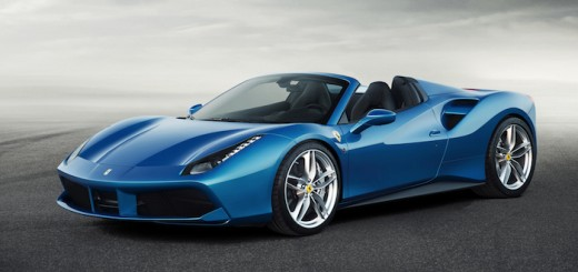Ferrari 488 Spider Official