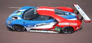 Ford GT LM Car Video