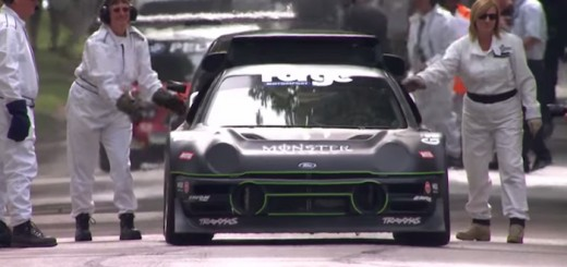 Ford RS200 Goodwood Video