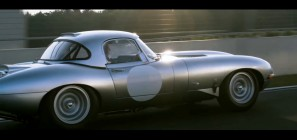 Jaguar E-Type lightweight continuation series