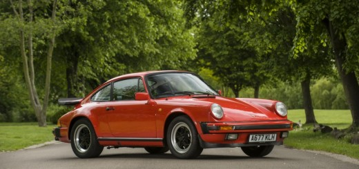James Mays 1984 Porsche 911 Carrera 3-2