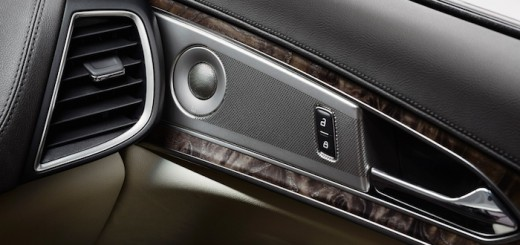 Lincoln MKX Revel Audio System