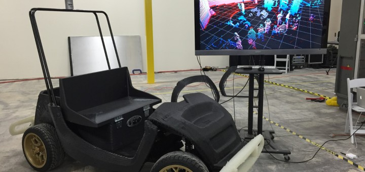 U-M 3D-printed SmartCarts featured