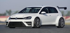 Volkswagen Golf Touring Car concept 01
