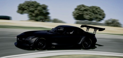 possible Mercedes SLS AMG GT3