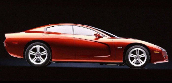 1999 Dodge Charger >> New Dodge Charger To Pull Cues From 1999 Concept