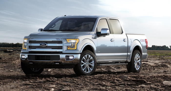 2015 Ford F-150 Nearly Meets 2025 CAFE Standard