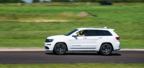 2015 Jeep Grand Cherokee SRT8 MAMA Track School