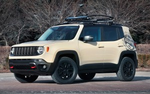 2015 Jeep Reneage Desert Hawk concept