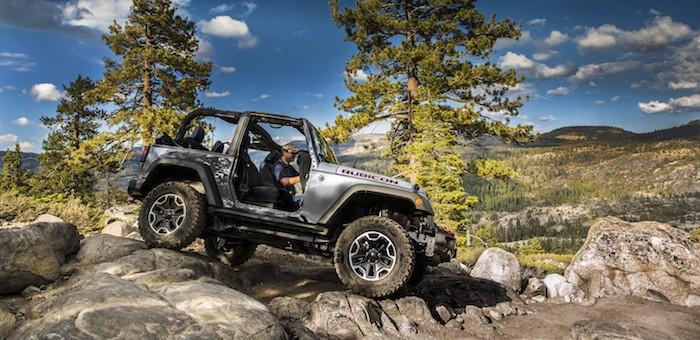2015 Jeep® Wrangler Rubicon Hard Rock