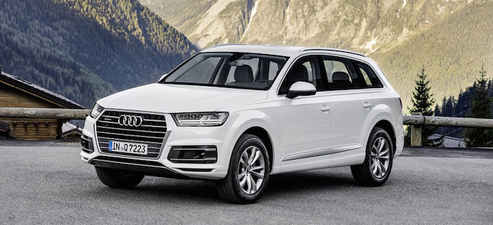 2016 Audi Q7 TDI Ultra Official
