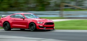 2016 Ford Shelby GT350R Mustang at Grattan