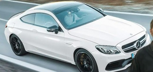 2016 Mercedes Benz C63 AMG Coupe Leaked