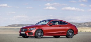 Mercedes-Benz C-Klasse Coupé (C 205) 2015Mercedes-Benz C-Class Coupé (C 205) 2015