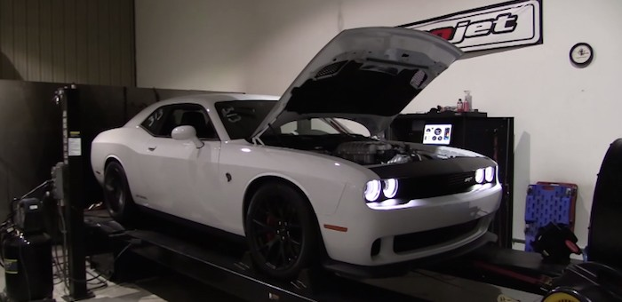 Challenger Hellcat Dyno Video