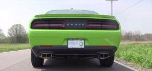 Corse Exhaust 2015 Challenger Video