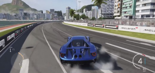 Ford GT Forza 6 Gameplay Video