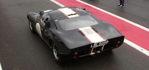 Ford GT40 MK2 Video