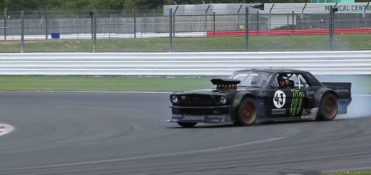 Hoonicorn Mustang on Autocar