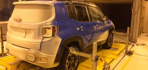 Jeep Renegade Trailhawk 4X4 Climatic Dyno Test