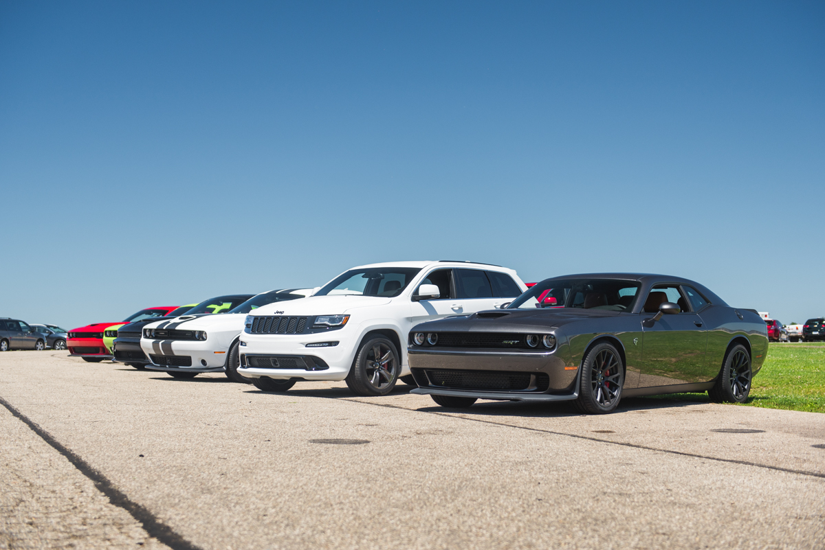 Hellcat Challenger And Charger Hellcat Driving School