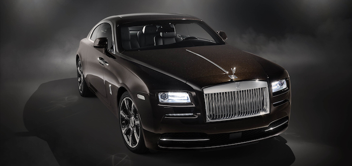Rolls Royce Wraith Inspired By Music Edition