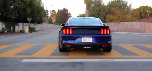 Roush Mustang Active Exhaust Video